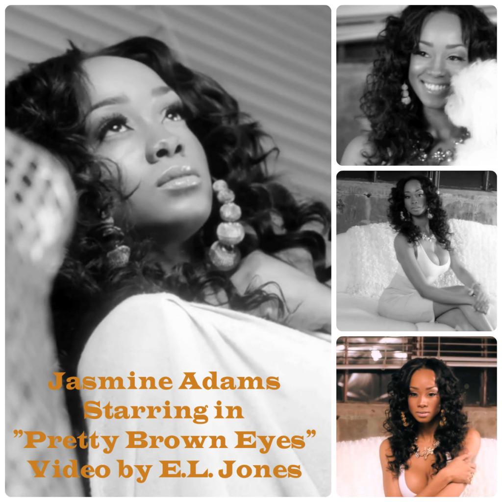 Jasmine Adams - E.L. Jones - Pretty Collage