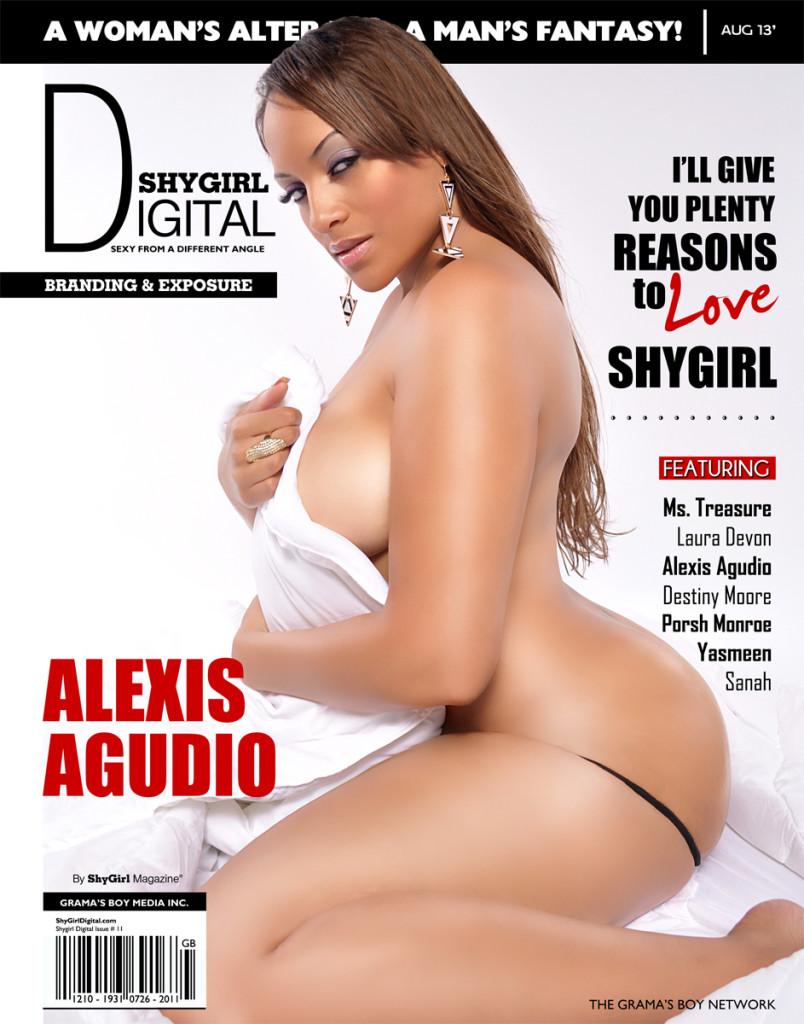 Alexis Agudio ShyGirl Digital.thewizsdailydose