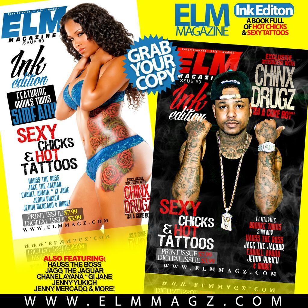 ELM Magazine web promo.thewizsdailydose