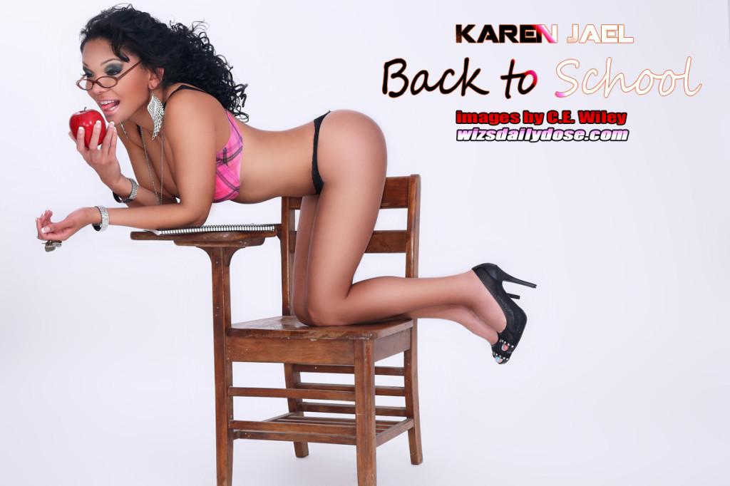 Karen Jael1 C.E. Wiley Studios.thewizsdailydose