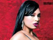 Stephany Romero bolivian barbie banner I adore magazine Joe Sherman.wizsdailydose.com