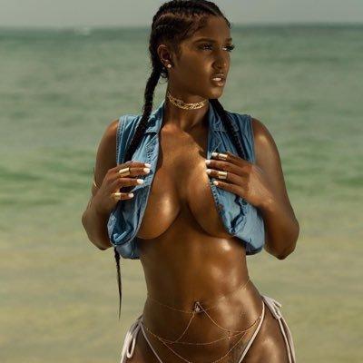 Curvy ebony beauty bria marie - 3 part 9