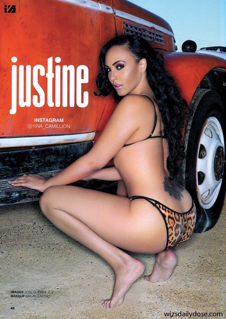 Justine Brown 001 Jose Guerra I Adore Magazine - wizsdailydose.com