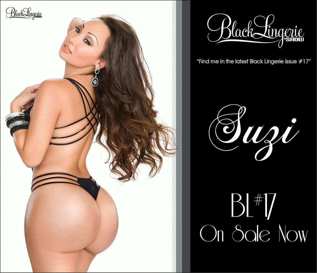 Suzi Q web promo ShowGirlz Exclusive.thewizsdailydose