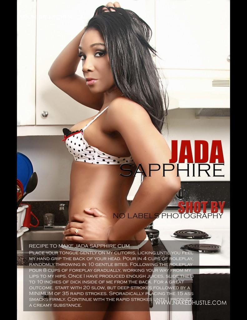 Jada Sapphire3 Naked Hustle Magazine.thewizsdailydose