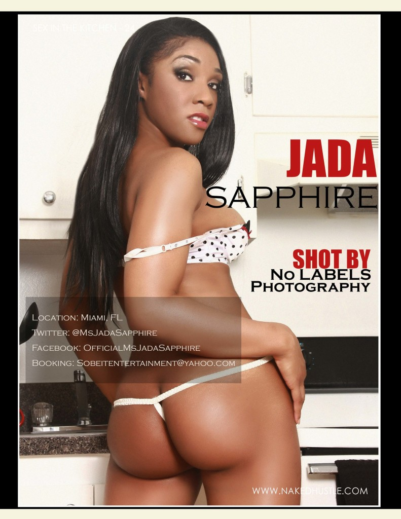 Jada Sapphire4 Naked Hustle Magazine.thewizsdailydose