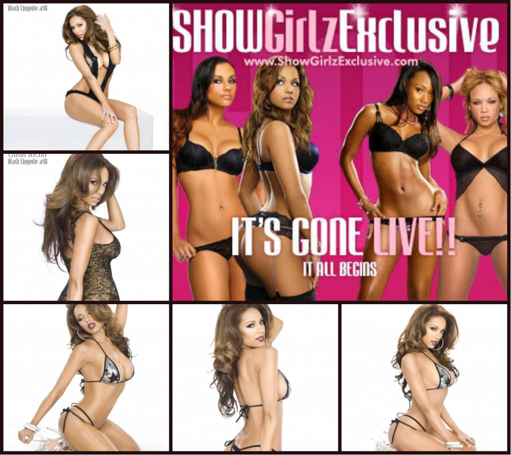 Erica Mena Show Magazine thewizsdailydose.collage