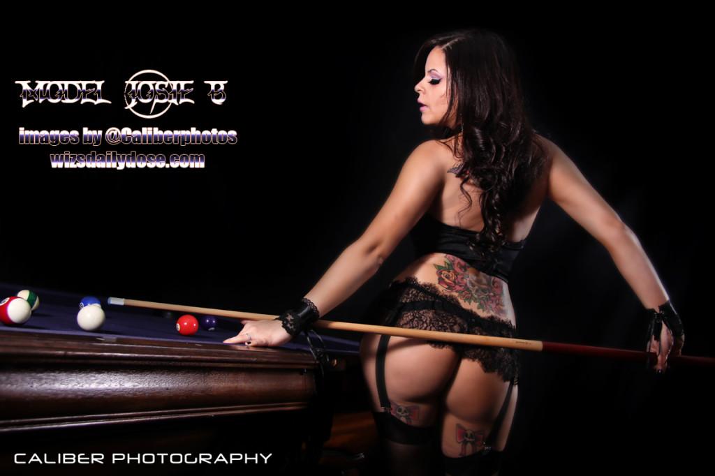 Josie B web promotion Caliber Photography.thewizsdailydose
