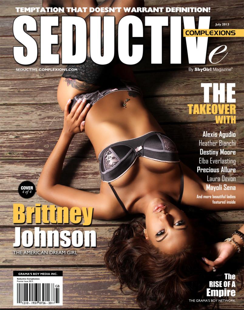 Brittney Cover 1200 Shygirl Magazine.thewizsdailydose