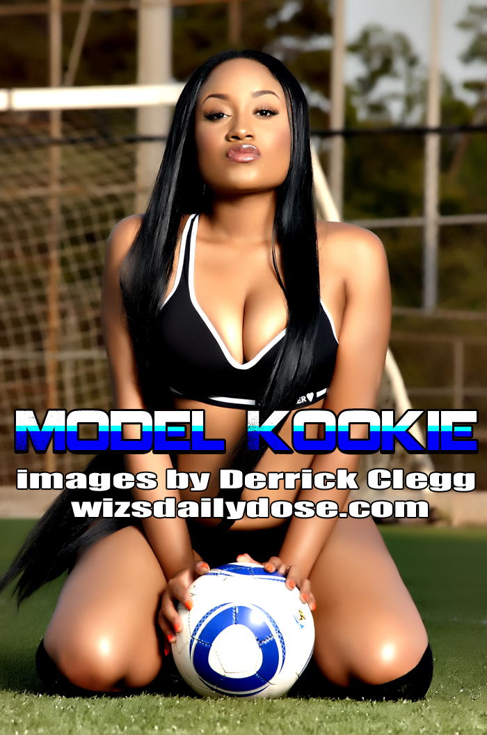 Model Kookie web promo Derrick Clegg.thewizsdailydose