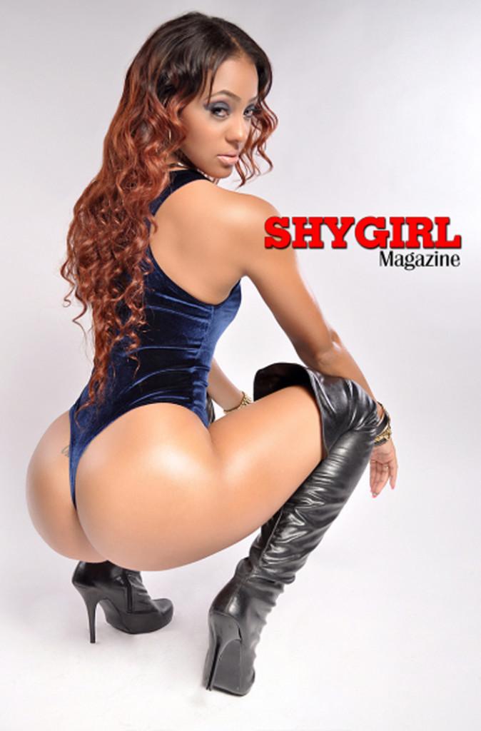 Lynda Rose2 shygirl magazine Steven Ward.thewizsdailydose