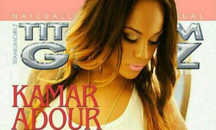 kamar adour1 titamium girlz magazine banner.thewizsdailydose