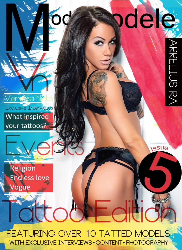 ModelModele Magazine2 wizsdailydose.com