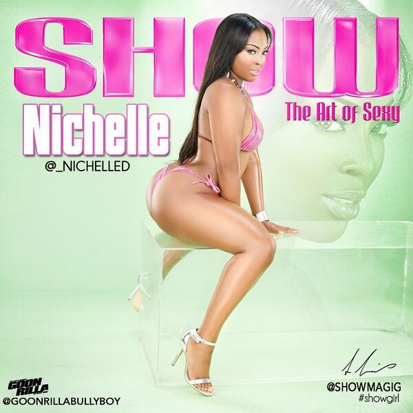Nichelle d cover banner show magazine.thewizsdailydose