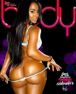 KG-presents-Body-Magazine-2016-calender-Ayisha-Diaz